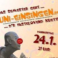 Uni-Einsingen - Karneval an der Uni Köln