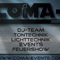CoMa-Events