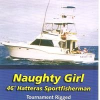 Naughty Girl Sport Fishing Charter - Pompano Beach Florida
