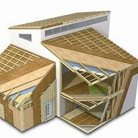 Steico CEE / Ekologiczne budownictwo energooszczędne