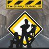 Žaidimų tunelis Sporto baras