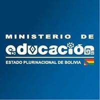 Ministerio de Educación Bolivia