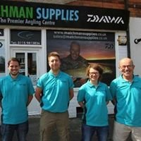 matchman supplies angling centre