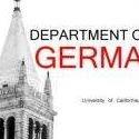 Department of German - University of California, Berkeley