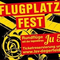 Flugplatzfest Albstadt-Degerfeld 2017