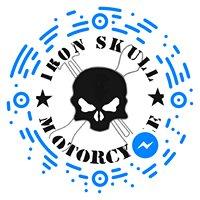Iron Skull Motorcycle