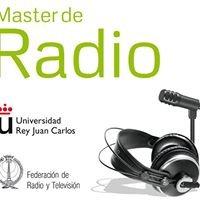Máster de Radio URJC
