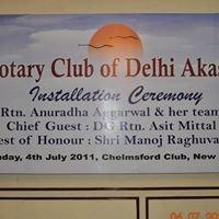 Rotary Club Of Delhi Akash