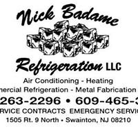 Nick Badame Refrigeration LLC