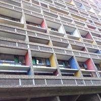 Maison radieuse LE Corbusier