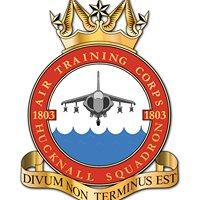 1803 Hucknall Squadron - RAF Air Cadets