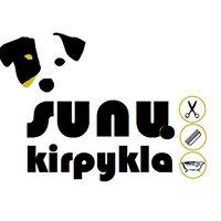 Šunų kirpykla  /  Varėna  /  www.drasipeda.lt