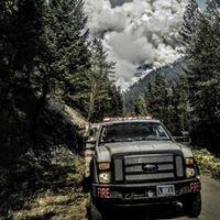 Badger Creek Wildfire