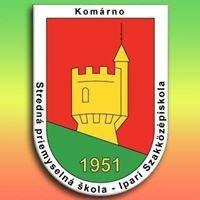 Stredná priemyselná škola SE - GE Szakközépiskola, Komárno