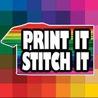 Print it Stitch it