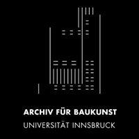 Archiv Für Baukunst