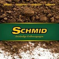 SCHMID Transporte - Erdbau