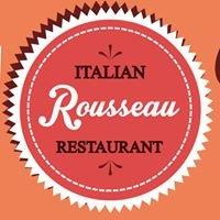 "Ristorante ""Rousseau"""