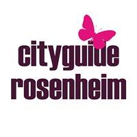 Cityguide Rosenheim