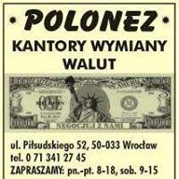 Kantor Wymiany Walut Polonez