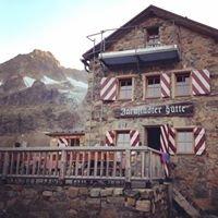 Darmstädter Hütte Verwall