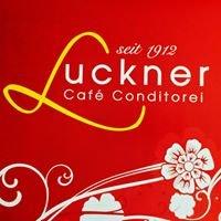 Conditorei Cafe Luckner das Tortenparadies in Oberaudorf