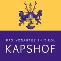 Kapshof - Das Yogahaus in Tirol