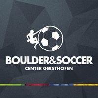 Boulder & Soccercenter Gersthofen