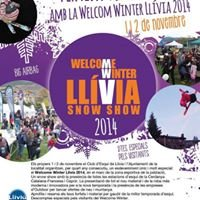 Welcome Winter Llivia