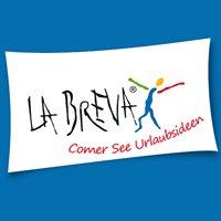 Comer See Urlaubsideen von La Breva