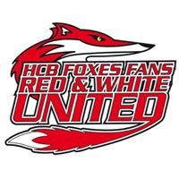 """Fanclub HCB Foxes """" Red & White United """""""