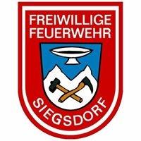 Freiwillige Feuerwehr Siegsdorf