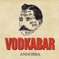 Vodka Bar Grau Roig