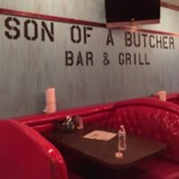 Son of a Butcher's bar & Grill