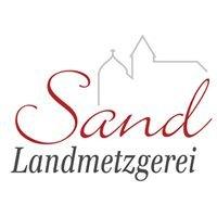 Metzgerei Sand, Ornbau