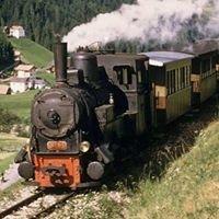 La ferata de Gherdëina Ferrovia della Val Gardena Die Grödner Bahn
