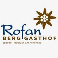 Berggasthof Rofan