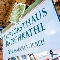Ratschkathl im Alpendorf Anno Dazumal in Tux