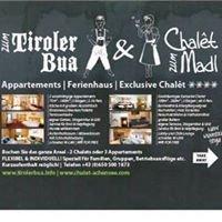 Chalèt und Appartements Zum Tiroler Bua & Madl