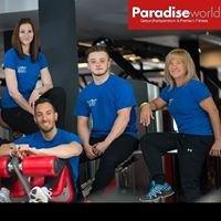 Fitnessstudio Paradiseworld
