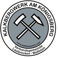 Kalkbergwerk am Königsberg
