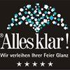 Allesklar Rosenheim&Salzburg Veranstaltungsservice Gmbh