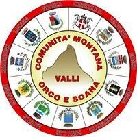 Comunità Montana Valli Orco e Soana