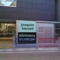 Biblioteca d'Anglès Joaquim Bauxell