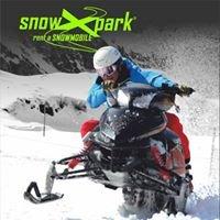 snow X park