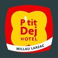 P'tit Dej Hotel Millau-Larzac