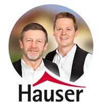Hauser - EINER. ALLES. SAUBER. - Holzhaus - Zimmerei