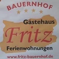 Bauernhof und Gästehaus Fritz / Hopferau