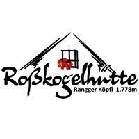 Roßkogelhütte - Rangger Köpfl 1.778m
