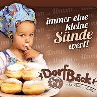 Bäckerei - Cafe Dorfbäck Fügen